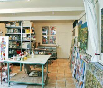 Galeries - atelier d'artistes