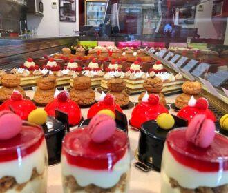 Boulangeries, chocolatiers, salons de thé, glaciers